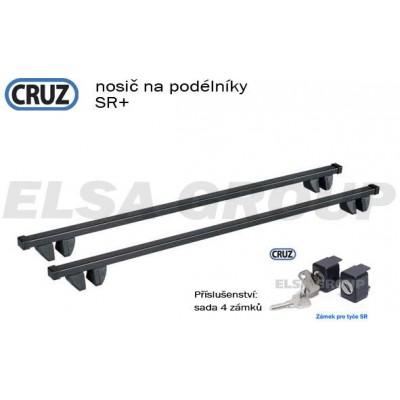 Střešní nosič na podélníky CRUZ SR+ 140