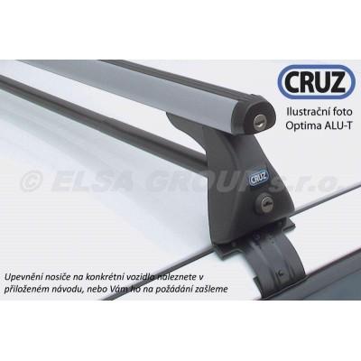 Střešní nosič Audi 100 sedan, CRUZ ALU