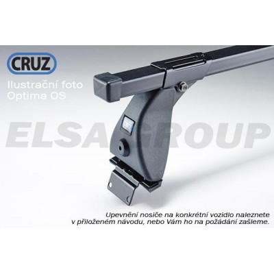 Střešní nosič Ford Mondeo sedan/HB, CRUZ