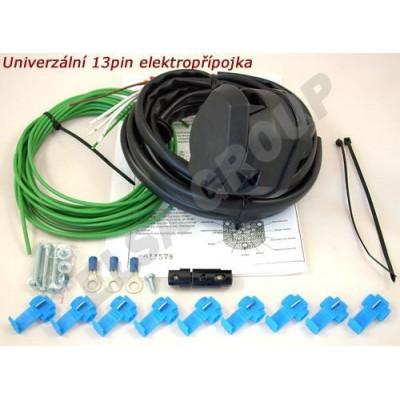 Univerzální elektropřípojka 13pin