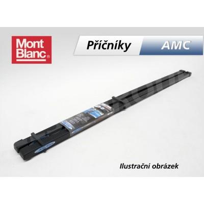 Příčníky střešního nosiče AMC - ocelové 1010