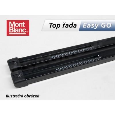 Příčníky střešního nosiče MB Flex - ocelové 1180