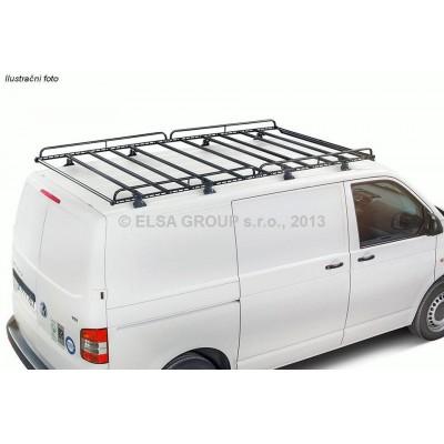 Střešní koš Renault Trafic/Opel Vivaro/Nissan Primastar (L1H1) (W26-146), CRUZ
