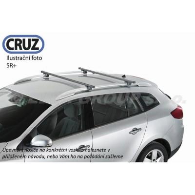 Střešní nosič Nissan Qashqai +2 (7 míst) s podélníky, CRUZ