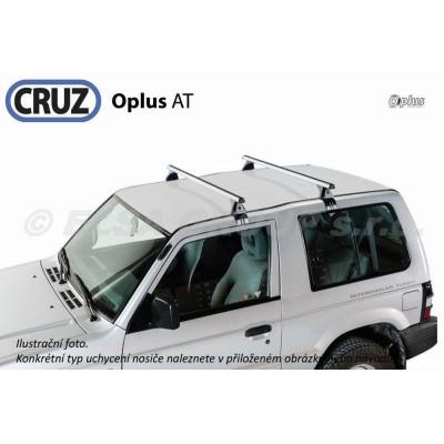 Střešní nosič Nissan Almera sedan (G11), CRUZ ALU