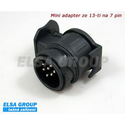 "Adapter 13-7pin ""Erich Jaeger"""