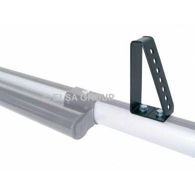 Sada 4ks 18cm bočních zarážek Aluminium příčníků