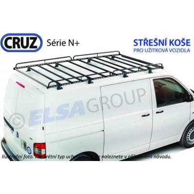 Střešní koš Citroen Jumpy / Fiat Scudo / Peugeot Expert / Toyota ProAce (L2H2), CRUZ