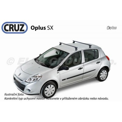Střešní nosič Opel Astra H 4dv., CRUZ