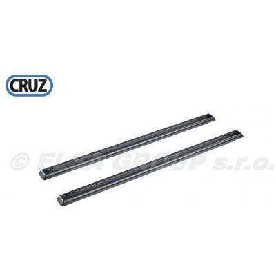 Sada 2ks ližin s T-drážkou CRUZ T-Tracks 1,5 m