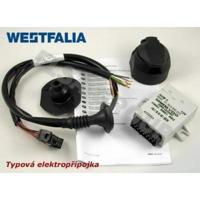 Typová elektropřípojka BMW X5 2000-2007 (E53) , 13pin, Westfalia