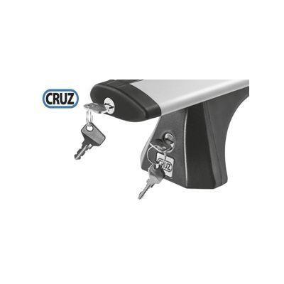 Sada zámků CRUZ 4ks pro tyče AIRO (80x29,5mm) + 4ks zámků pro kit