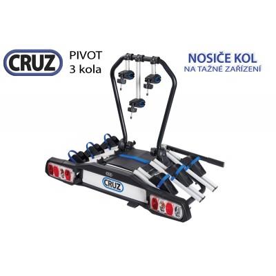 Nosič kol Cruz Pivot - 3 kola