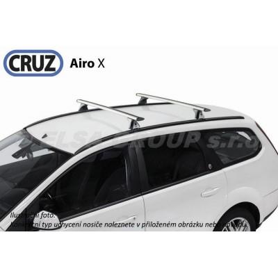 Střešní nosič BMW X5 Individual E70 (s integrovanými podélníky), CRUZ Airo ALU