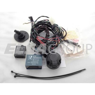 Typová elektropřípojka Hyundai i20 3dv. / Active 2015- (GB), 13pin, Erich Jaeger