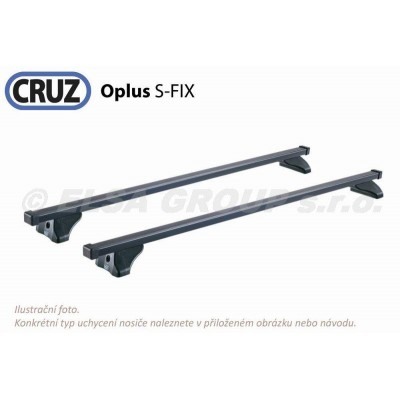 Sada příčníků CRUZ Oplus S-FIX 110 (2ks)