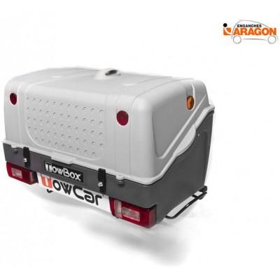 Aragon TowBox V1 šedý, na tažné zařízení