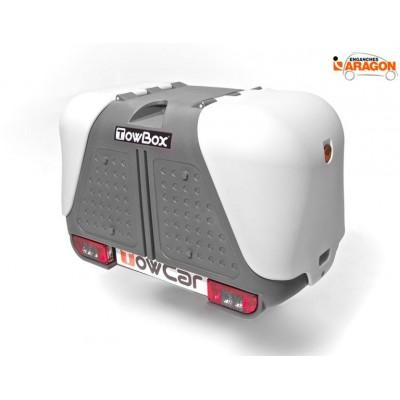 Aragon TowBox V2 šedý, na tažné zařízení