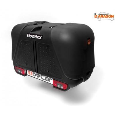 Aragon TowBox V2 černý, na tažné zařízení