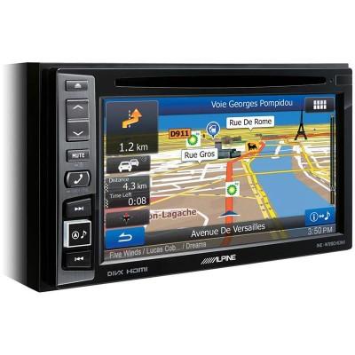 ALPINE Pokročilá navigační jednotka INE-W990HDMI
