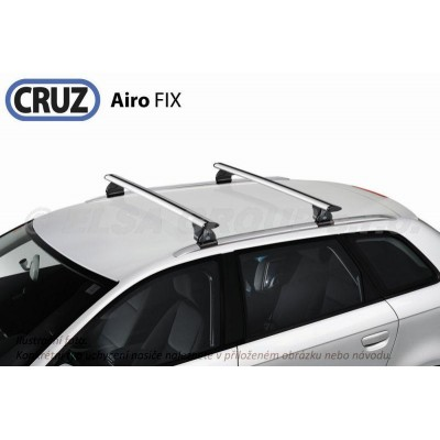 Střešní nosič Toyota Auris Touring Sport (II/E180, integrované podélníky), CRUZ Airo FIX