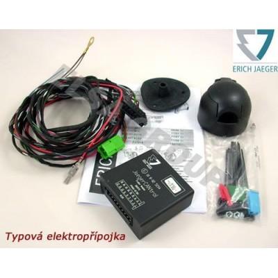 Typová elektropřípojka Citroen C3 2016/12- , 13pin, Erich Jaeger