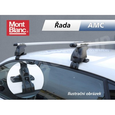 Střešní nosič Acura MDX/RDX
