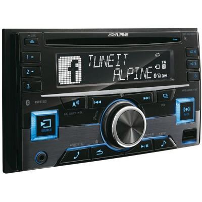ALPINE 2-DIN CD Přijímač CDE-W296BT