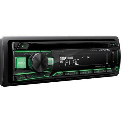 ALPINE CD tuner s Dual podsvícením CDE-201R
