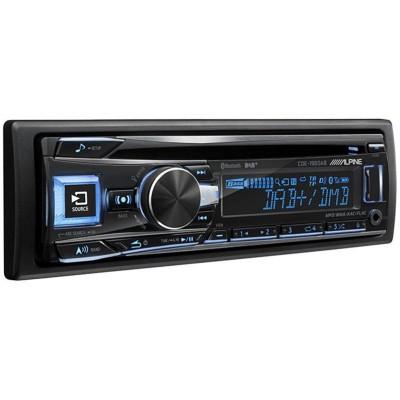 ALPINE CD Přijímač s DAB a Bluetooth CDE-196DAB