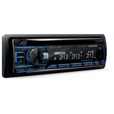 ALPINE CD Přijímač /  s USB a iPod® kontrolerem CDE-205DAB