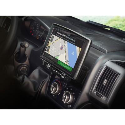 ALPINE Pokročilá Navigační stanice určená pro Fiat Ducato 3 / Citroen Jumper 2 / Peugeot Boxer 2 X903D-DU