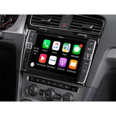 ALPINE Mobilní Mediální Stanice pro Volkswagen Golf 7 i902D-G7