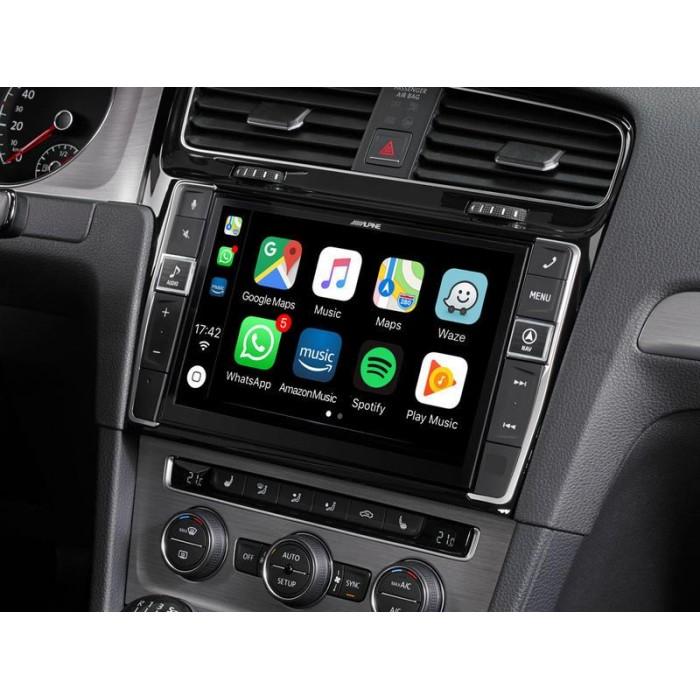 ALPINE Pokročilá Navigační stanice pro vůz Volkswagen Golf 7 X903D-G7