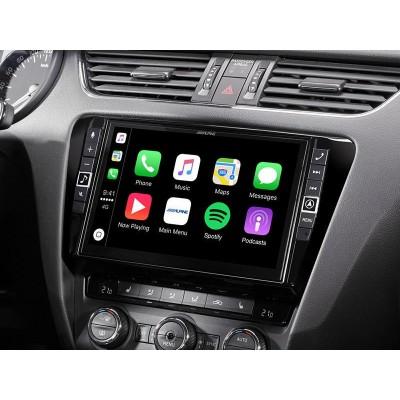 ALPINE Mobilní Mediální Stanice pro Škoda Octavia 3 i902D-OC3