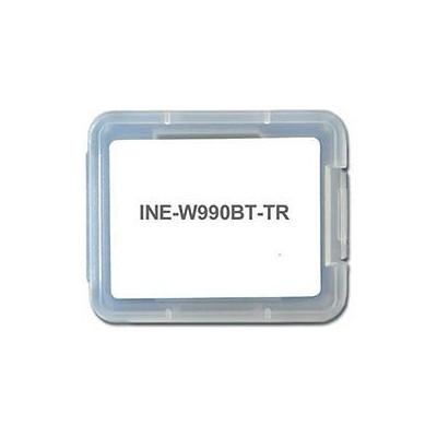 ALPINE Software pro nákladní vozidla s navigací INE-W990BT INE-W990BT-TR