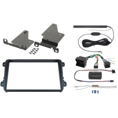 ALPINE 8 inch Installation Kit for VW platforms (MIB-PQ) KIT-8VWTXPQ