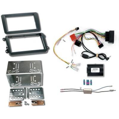 ALPINE Installation Kit for INE-W987D/-W977BT, ICS-X8 / ICS-X7 (VW Beetle, Sharan, T6 and others) KIT-7VWDPQ