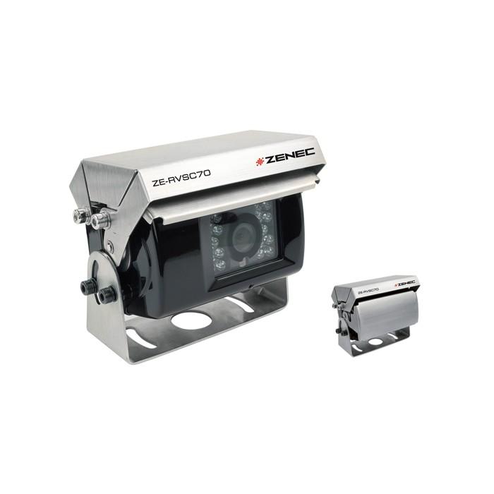 ZENEC ZE-RVSC70 parkovací kamera s krytem a vestavěným mikrofonem