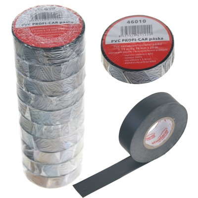 PVC PROFI-CAR páska 19mm x 20m, 10 ks
