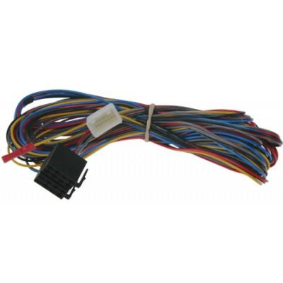 Kabeláž pro HF PARROT/OEM Nissan 350 Z od 2005 s tel. Přípravou (2-řadý 16-ti pól konektor)