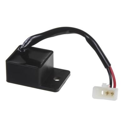 Přerušovač blinkrů LED, 12V, 0,05-10A, pro motocykly