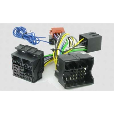 Kabeláž pro HF PARROT/OEM VW Golf VII, Octavia III, Audi A1 MOST konektor 11/2012-