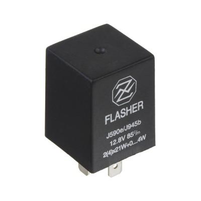 Elektronický přerušovač blinkrů, 12V, 3 kontakty
