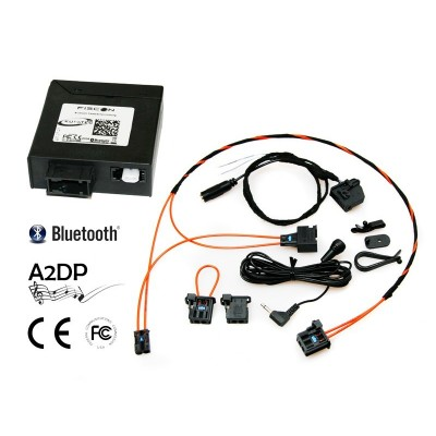 Bluetooth HF sada do vozů Mercedes