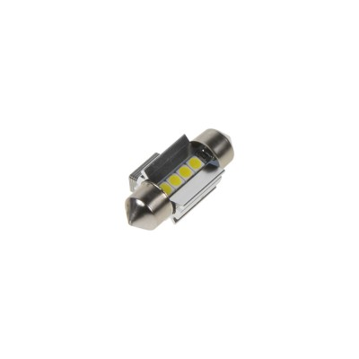 LED sufit (31mm) bílá, 12V, 4LED/3030SMD