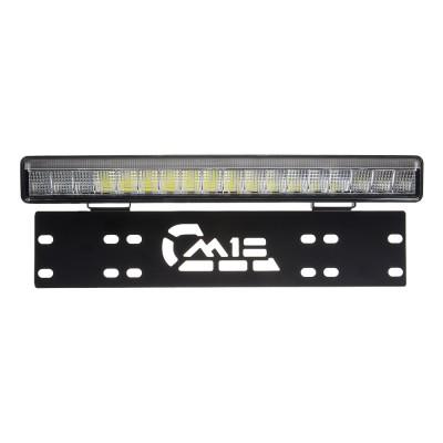 LED 18x3W prac.světlo, 9-32V, uchycení pod SPZ