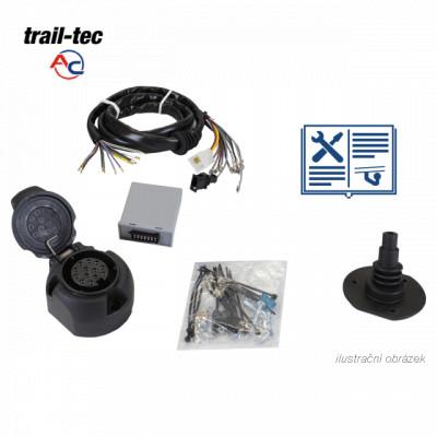Typová elektropřípojka Kia Sportage 2010-2015 (SL) , 13pin, AC C44191113