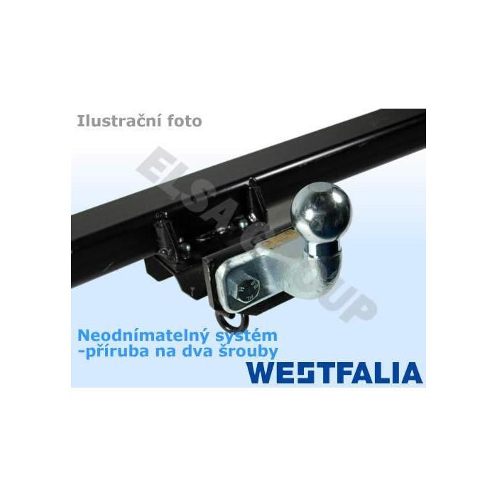 Tažné zařízení Citroen SpaceTourer 2016-2019 , příruba 2š, Westfalia W304190