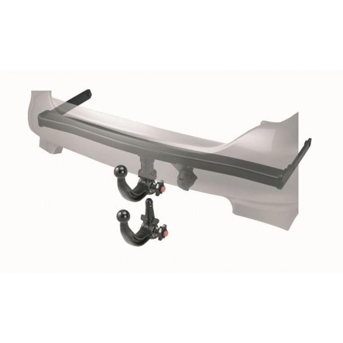 Tažné zařízení Citroen Jumper skříň 2011/02-, vertikální, Westfalia W306491